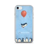 Penguin Possible Phone Case