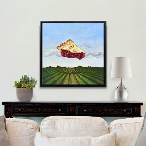 Pie in the Sky Original Art