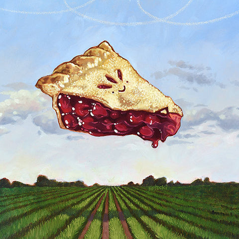 Pie In The Sky Print