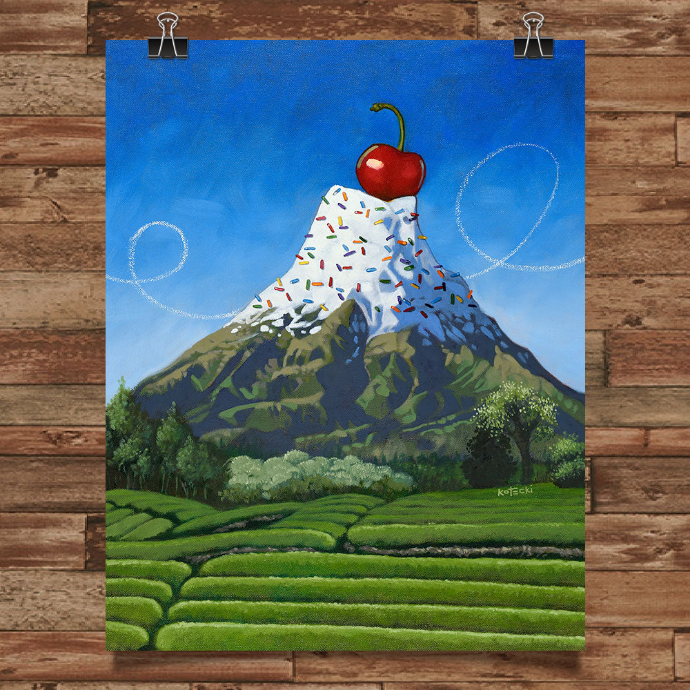 Cherry On Top Print