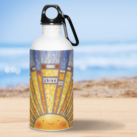 Shine On Water Bottle