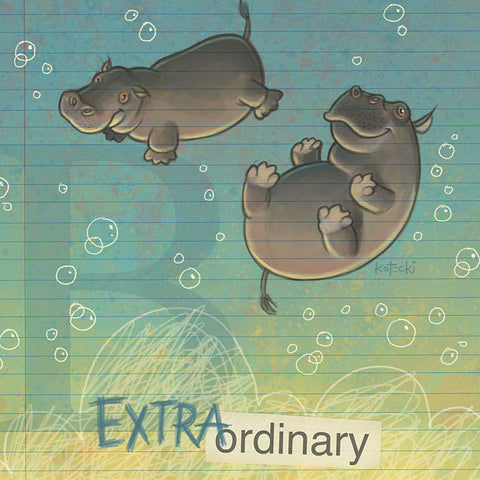 Be Extraordinary Art