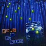 Hope In The Darkness Print
