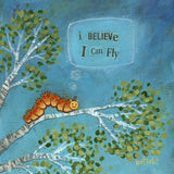 I Believe I Can Fly Art