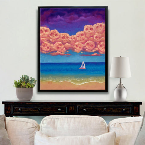 Wind In Our Sails Original Art
