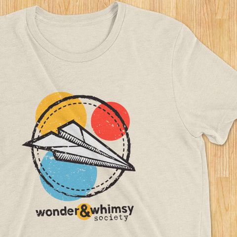 Wonder & Whimsy Society Unisex T-shirt