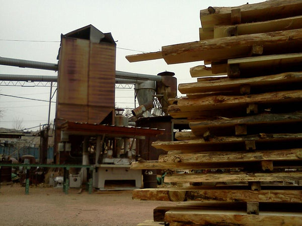 Staggs Lumber Yard