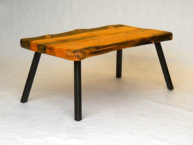 Hand Crafted, Ready To Assemble Modern Rustic Coffee Table