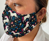 ALL OVER UNICORN PRINT MASK -19