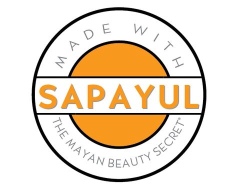 Made with Sapayul, the Mayan beauty secret