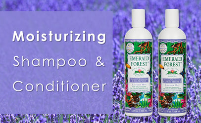 Emerald Forest Moisturizing Shampoo & Conditioner