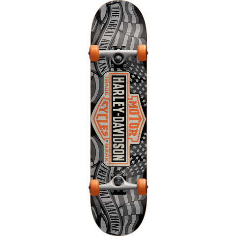 Darkstar Harley Davidson Freedom Complete - Venue Skateboards