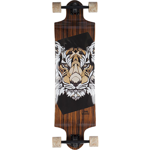 "Landyachtz Battle Switch 35"" Tiger Complete - Venue Skateboards"