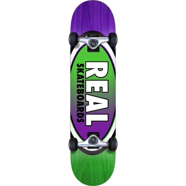 Real Oval Fade II Mid Complete - 7.75 - Venue Skateboards