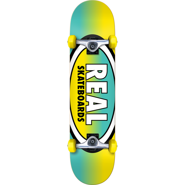 Real Oval Fades Complete - 7.5 - Venue Skateboards