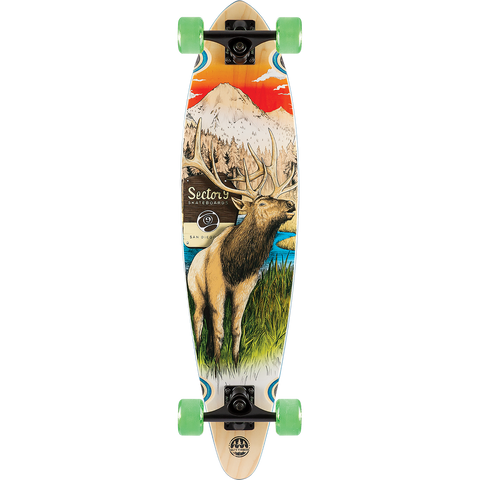 Sector 9 Stag Swift Complete
