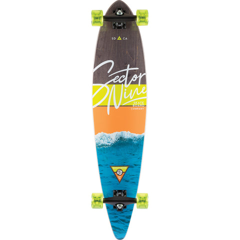 Sector 9 Shoreline Ledger Complete - Venue Skateboards