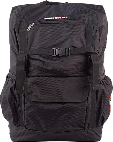 Independent Transit Travel Backpack Black