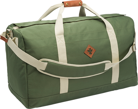 Revelry Continental Duffle Bag 134L Grn/Beige