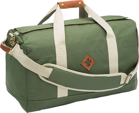 Revelry Around-Towner Duffle Bag 72L Grn/Beige
