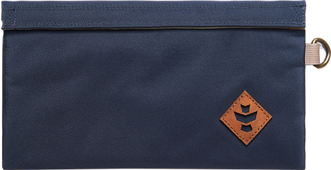 Revelry Confidant Money Bag .5L Navy/Beige
