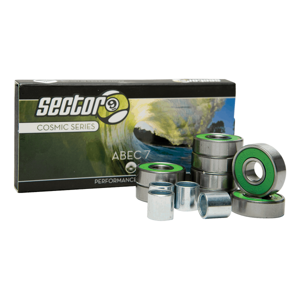 Sector 9 Cosmic Abec 7 Bearings - Venue Skateboards