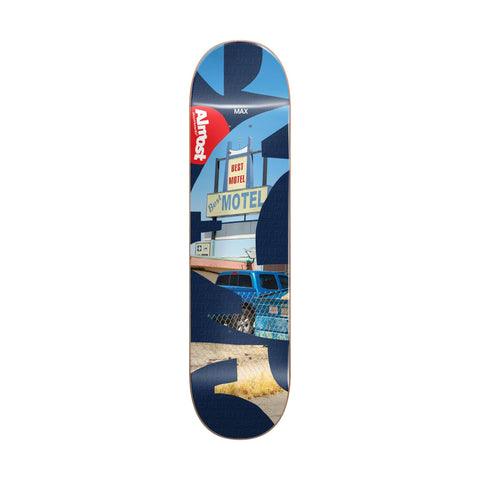 Almost Geronzi Fleabag Deck 8.125 r7