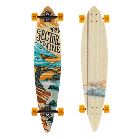 Sector 9 Bonsai Complete - Venue Skateboards