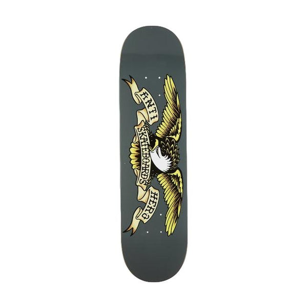 Anti Hero Classic Eagle Deck Grey 8.25