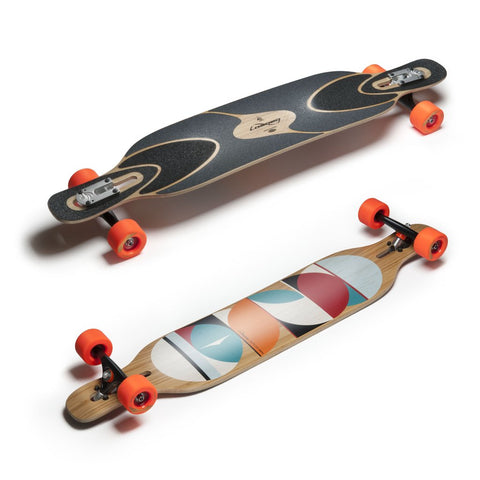 Loaded Dervish Sama Longboard Complete