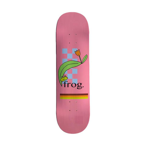 Frog Flower Deck 8.38- Venue Skateboards