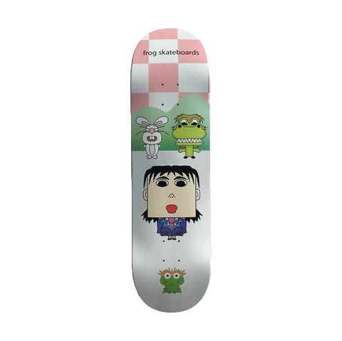 "Frog Scream Your Dream 8.6""- Venue Skateboards"