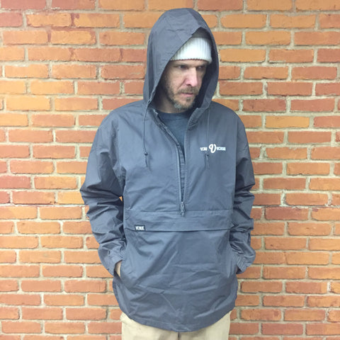 Venue Anorak Jacket - Graphite