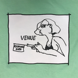 Venue x Gonz Mint T Shirt