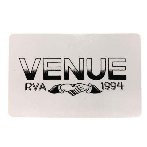 Venue Physical gift Card