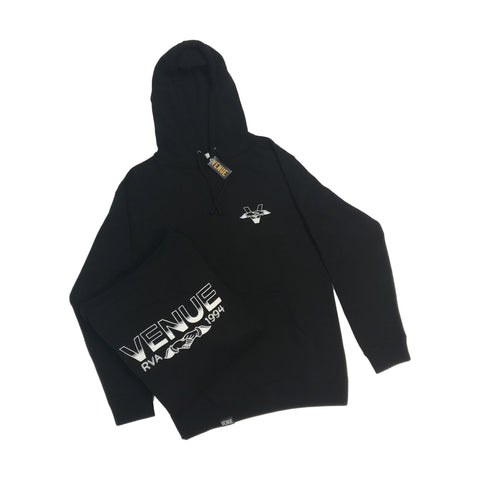 Venue Hands Logo Hooded Sweatshirt