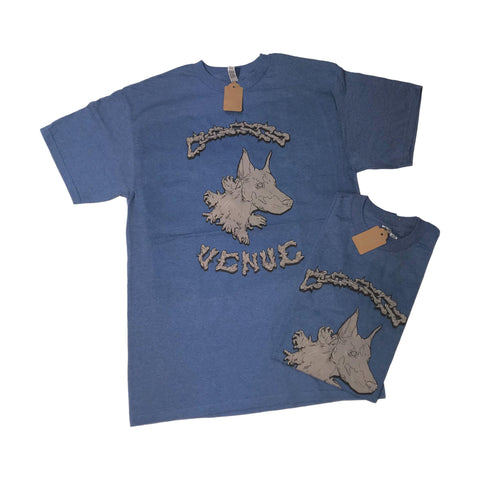 Venue Dog T-Shirt Royal Heather
