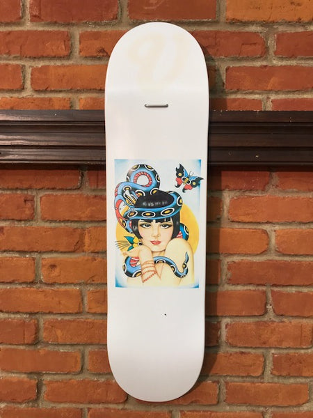 Venue Skateboards Snake Girl Wood Deck