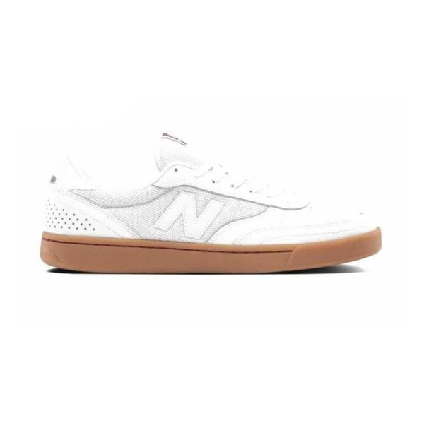 New Balance 440 White/Gum Skate Shop Day