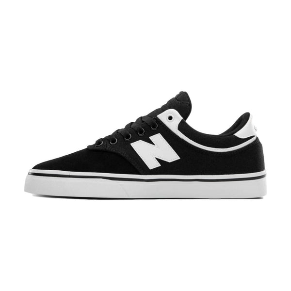 New Balance 255 Black w/White