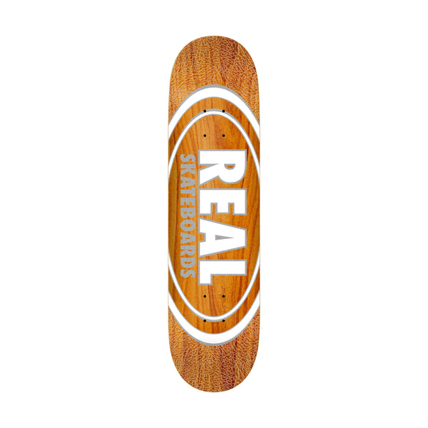 Real Oval Pearl Patterns Deck 8.06