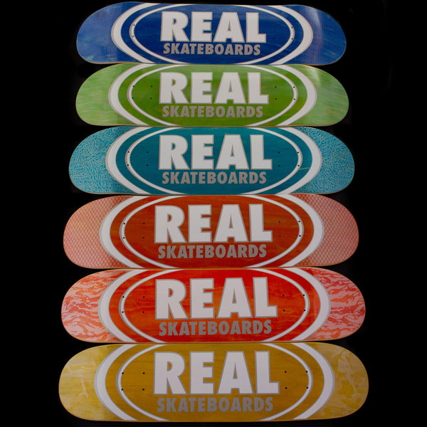 Real Pearl Patterns Decks Assorted Colors