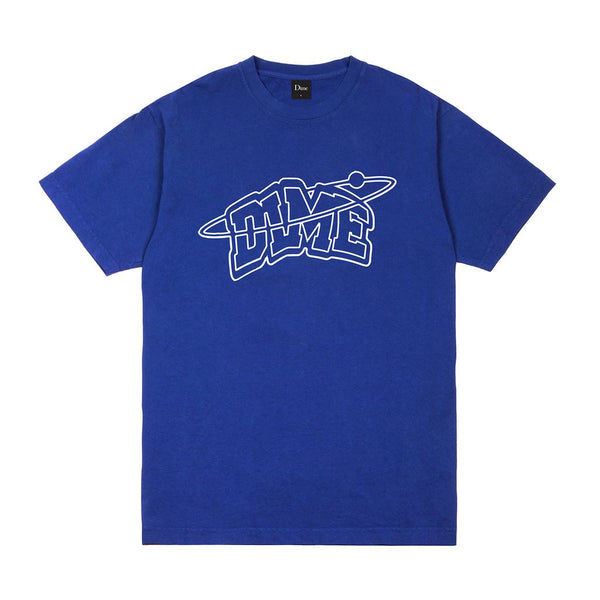 Dime Science T-Shirt Royal Blue