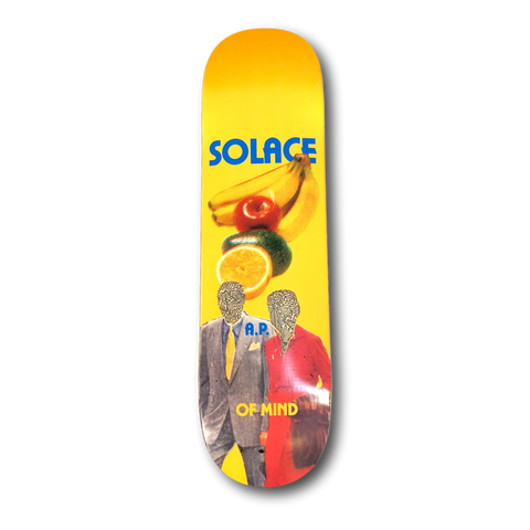 Solace of Mind AP Pro Wood Deck