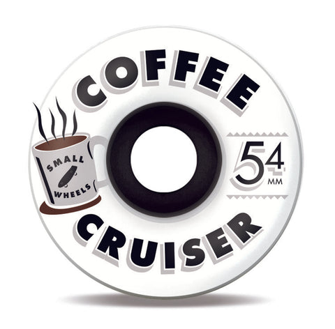 SML Coffee Cruisers 54mm 78a Wheels Ghost