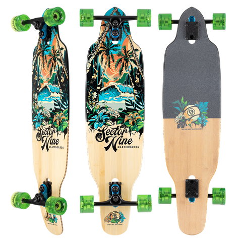 Sector 9 Aina Striker Complete 9.5 X 36.5