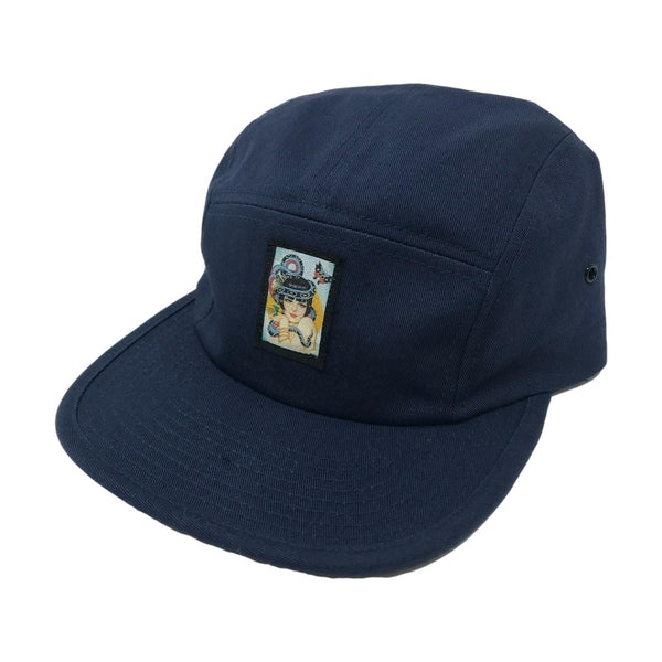 Venue 5 Panel Hat Navy