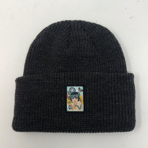 Venue Beanie Dark Grey