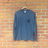 Venue L/S T-Shirt - Grey - Venue Skateboards