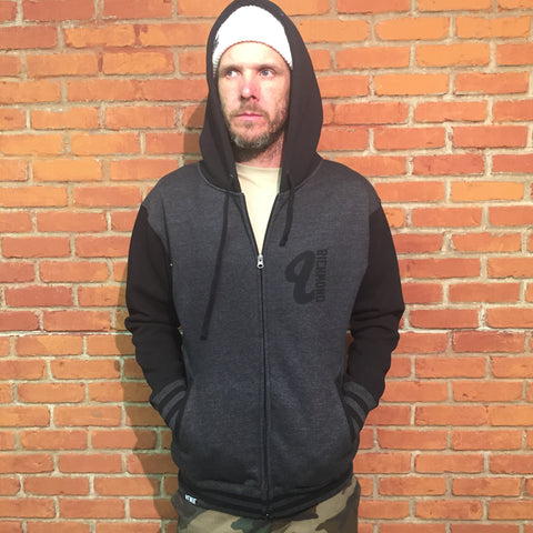 Venue Varsity Zip Hood - Venue Skateboards